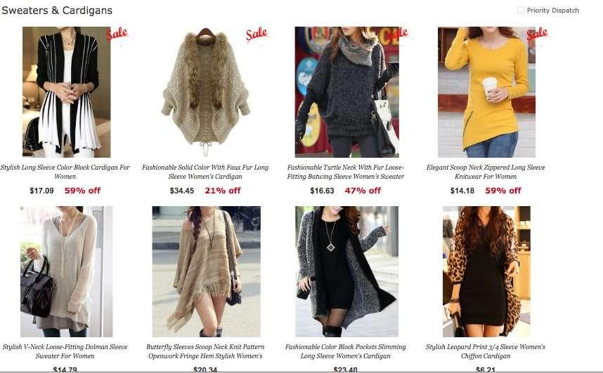 Заказ Одежды Онлайн Дешево