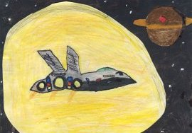NASA's Art Contest For Kids Yields Results Impressive and Adorable