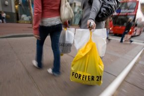 Shoppers Take Advantage Of Post Christmas Bargains