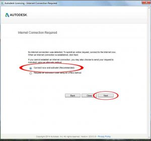 Autodesk registration