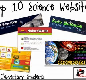 Science Websites for students