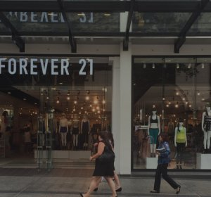 Where are Forever 21 clothes made?