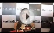 Forever 21 Store Launch By Alia Bhatt