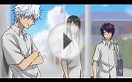 Gintama high school students daily basis parody