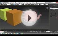 Introduction to the 3DS Max Interface (Autodesk 3ds Max)