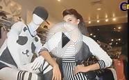 Jacqueline Fernandez Inaugurates Forever 21 Store At