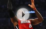 Miami Heat vs. Brooklyn Nets 1/30/13: Video Highlights and
