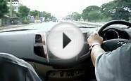 Short take test drive - Toyota 2009 Fortuner
