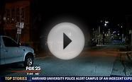 Student flashed at Harvard University, police searching