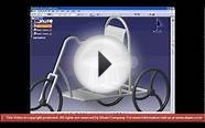Tricycle design by dauto catia autocad student cad