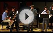UC San Diego Jazz Camp: Finale Concert 2012 Highlights